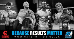 Our Cage Warriors